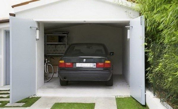 Займ под залог гаража