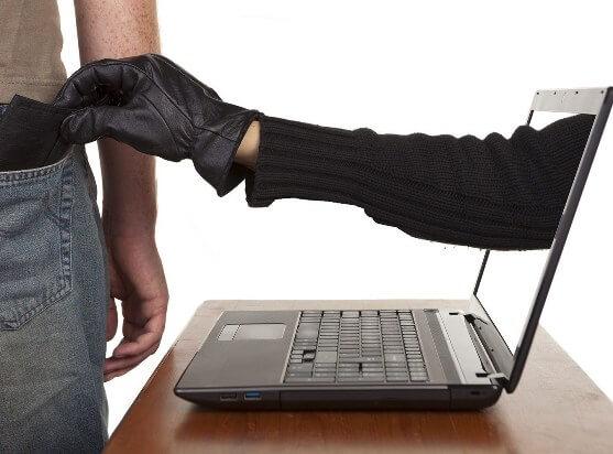 кражи денег онлайн